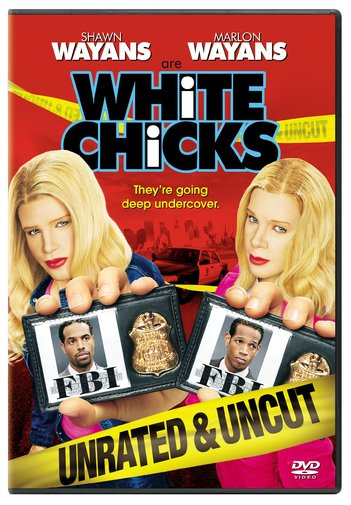 WHITE CHICKS BY WAYANS,SHAWN (DVD)
