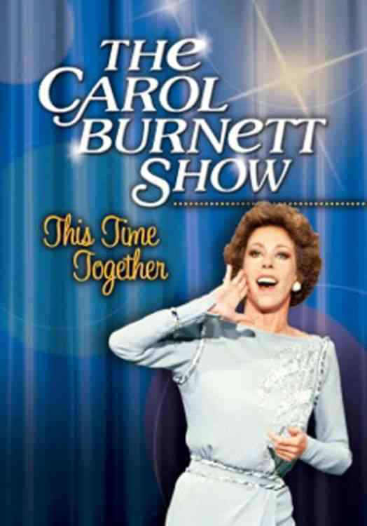 CAROL BURNETT SHOW:THIS TIME TOGETHER BY CAROL BURNETT SHOW (DVD)